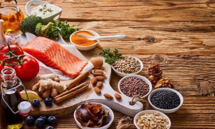 Ontsteking-werend dieet dat de gezondheid van de gewrichten verzekert